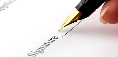 how to make an electronic signature in word 2010