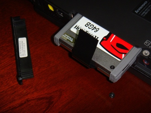 Introduciendo el nuevo disco SSD