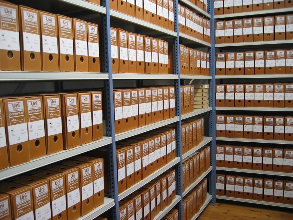 Montar una empresa de custodia de documentos
